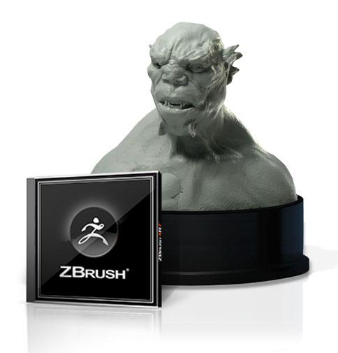 The Abominable Mutation and ZBrush Bundle