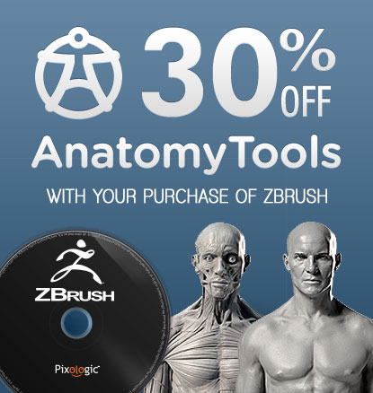 30% off Anatomy Tools
