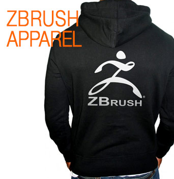 Shop ZBrush Apparel