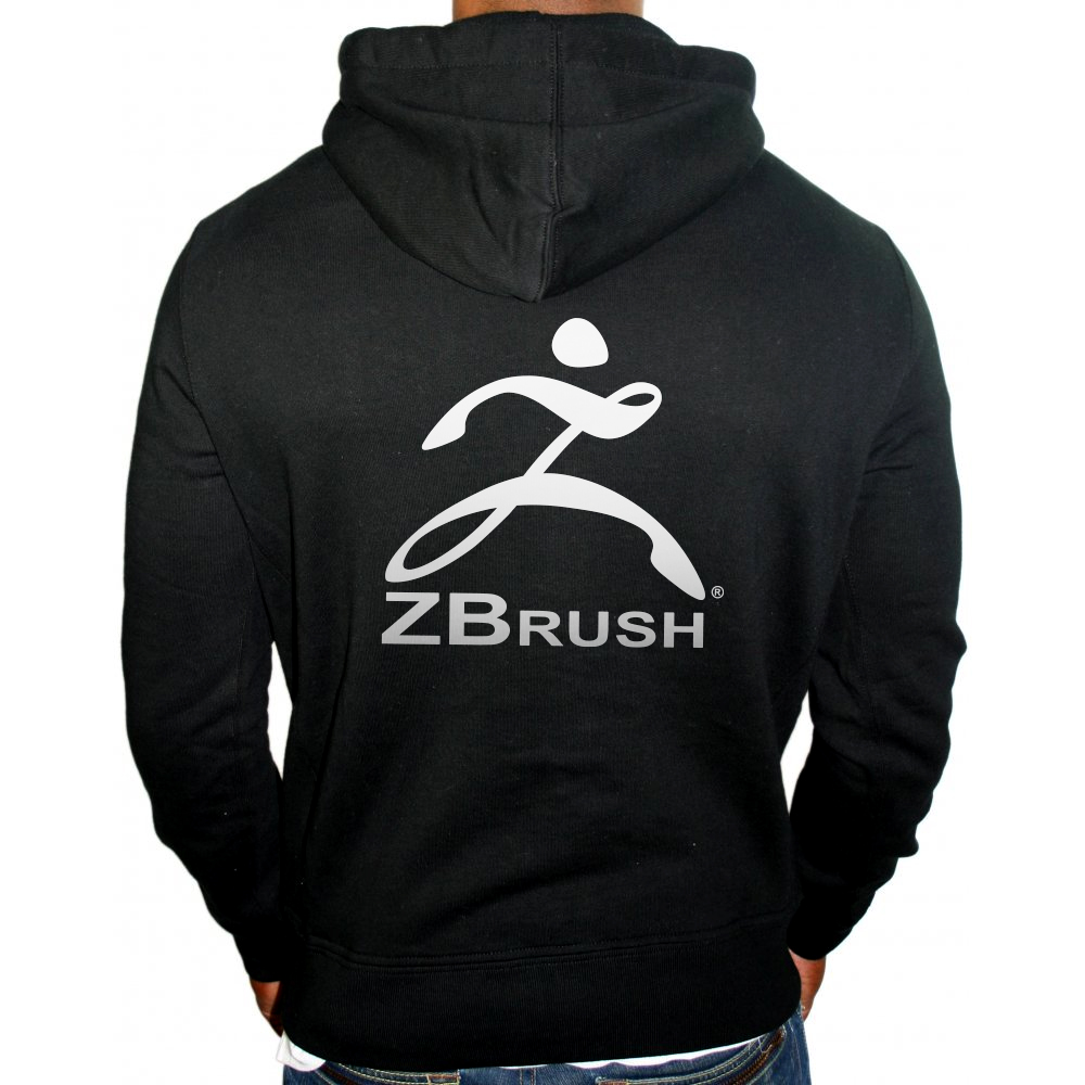 Pixologic > Pixologic Merchandise > ZBrush Hoodie