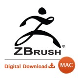 ZBrush 4R8 - MAC (Volume User License)