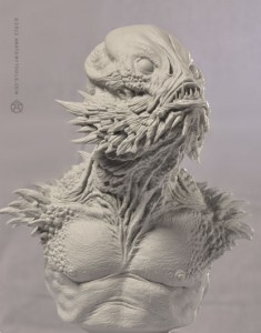 Anatomy Tools Gill Man